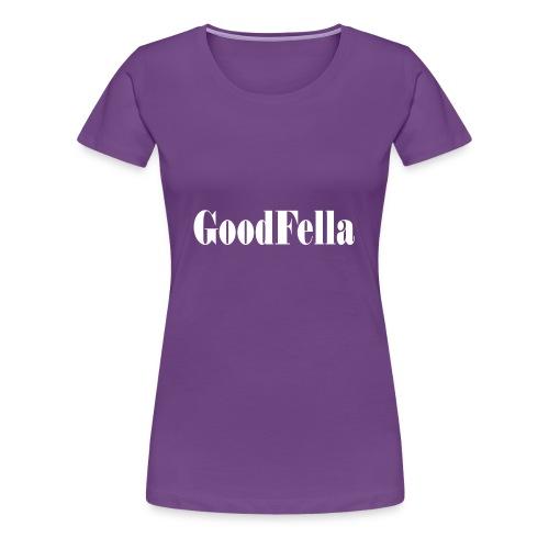 Goodfellas mafia movie film cinema Tshirt - Women's Premium T-Shirt