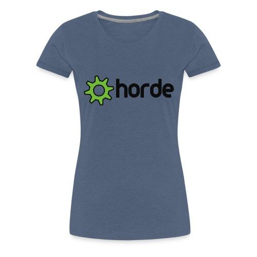 Polo - Women's Premium T-Shirt