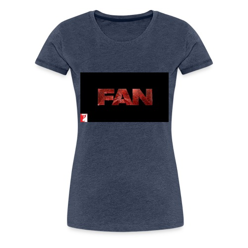 Fan Spullen - Vrouwen Premium T-shirt