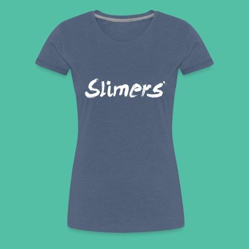 Slimers casquette - T-shirt Premium Femme