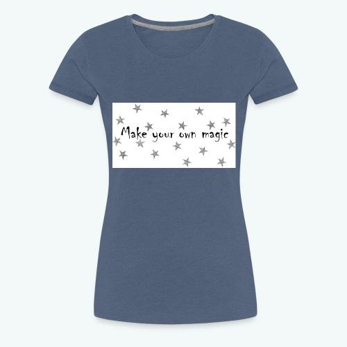 masja_shirt_1-png - Vrouwen Premium T-shirt