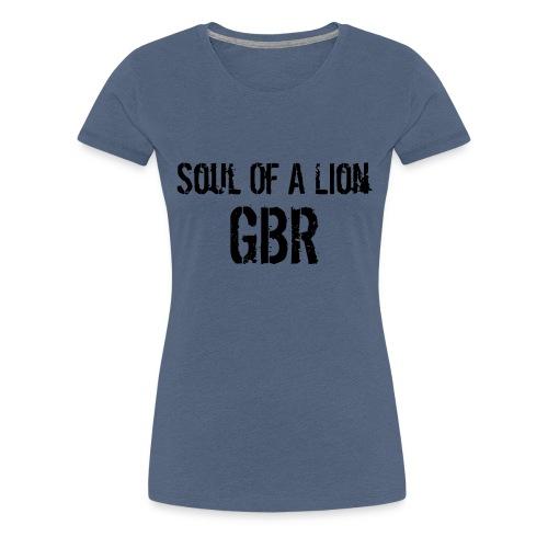 gbuwh3 - Women's Premium T-Shirt