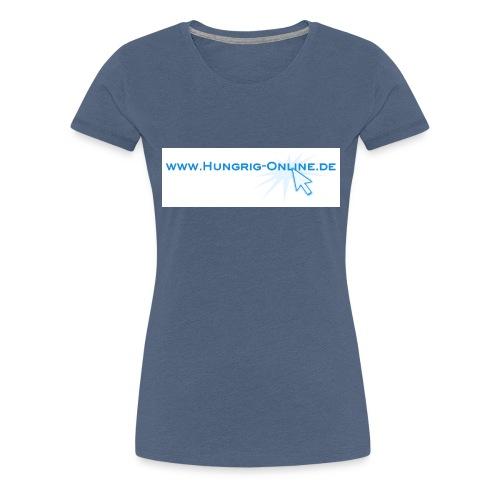 Link - Frauen Premium T-Shirt
