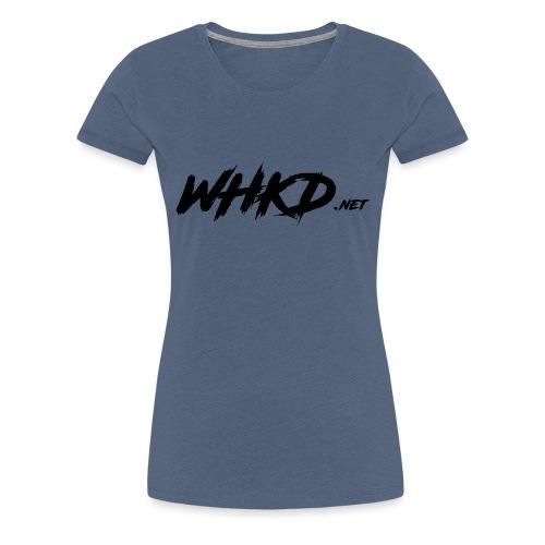 whkd arm - Frauen Premium T-Shirt
