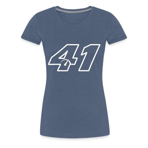 41 png - Women's Premium T-Shirt