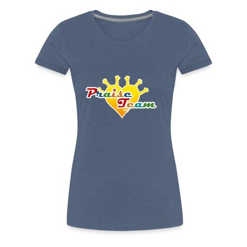 praiseteam - Vrouwen Premium T-shirt