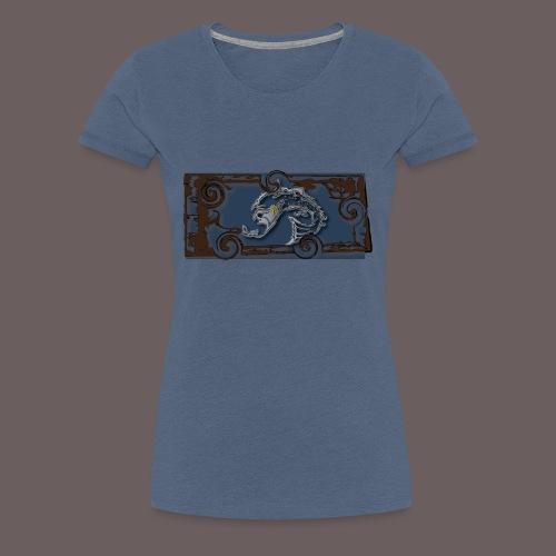 Vrakfisk - Premium T-skjorte for kvinner