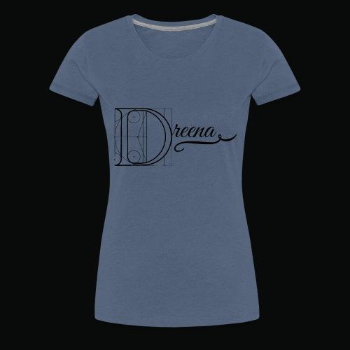 dreenalogo - Maglietta Premium da donna
