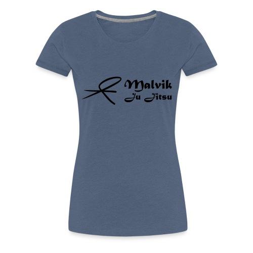 mjjk-long - Premium T-skjorte for kvinner