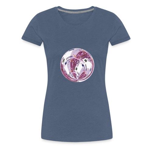 euro 500 schein - Frauen Premium T-Shirt