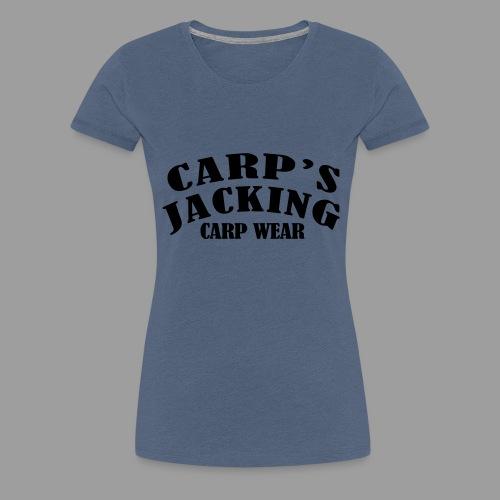 Carp's griffe CARP'S JACKING - T-shirt Premium Femme