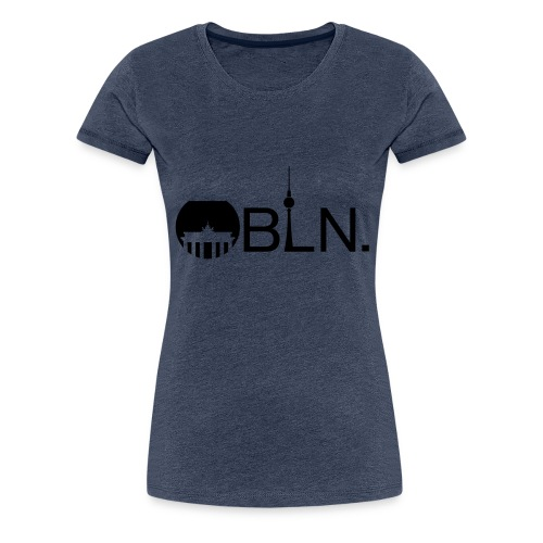 BLN Print - Women's Premium T-Shirt