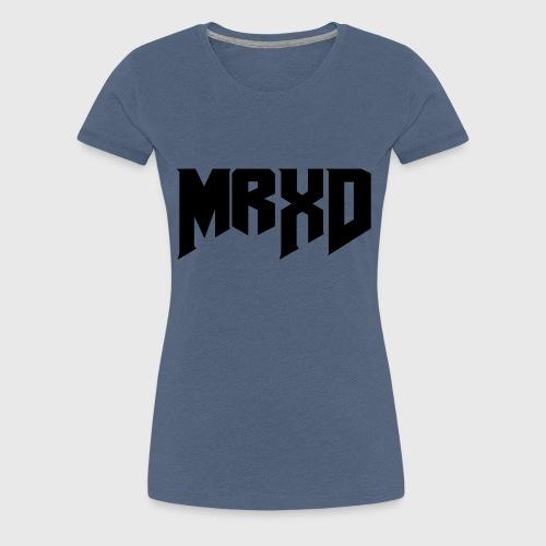 Cappello MrXD (DooM Version) - Maglietta Premium da donna