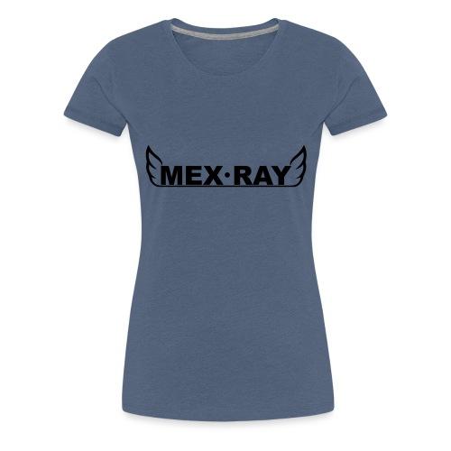 Black full - Vrouwen Premium T-shirt