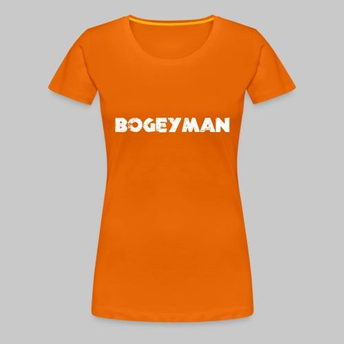 valkoinen - Naisten premium t-paita