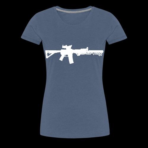 GamerTreff M4 Pulli - Frauen Premium T-Shirt