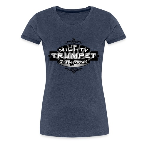 MTC Logo 2 - Women's Premium T-Shirt