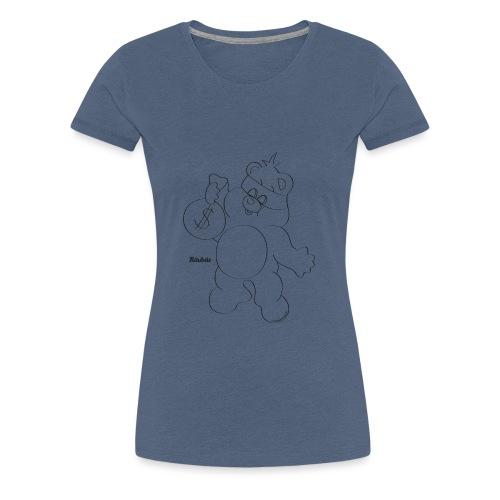 Räubär - Frauen Premium T-Shirt