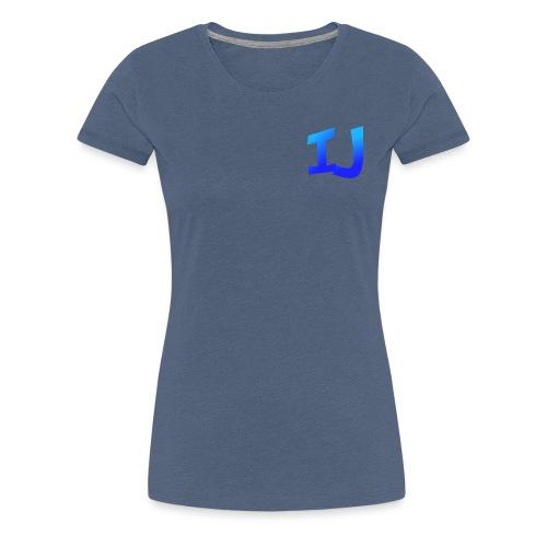 iTz_JuStiiN - Women's Premium T-Shirt