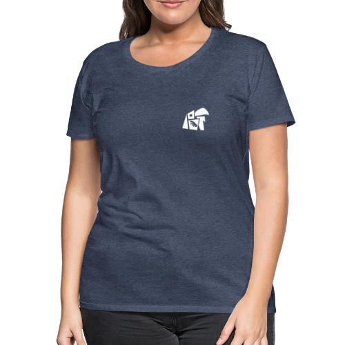 Oedwai Blanc - T-shirt Premium Femme