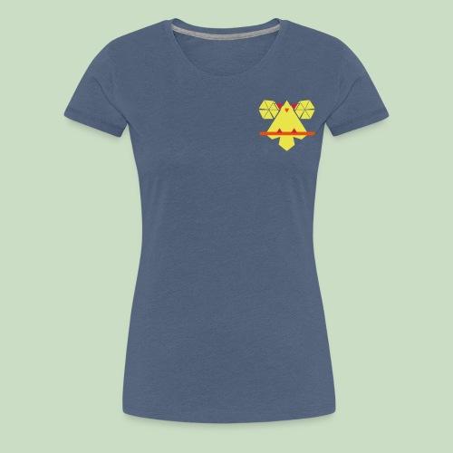 bird - Frauen Premium T-Shirt