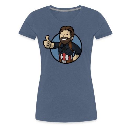 Vault-Tec Mashup T-Shirt - Women's Premium T-Shirt