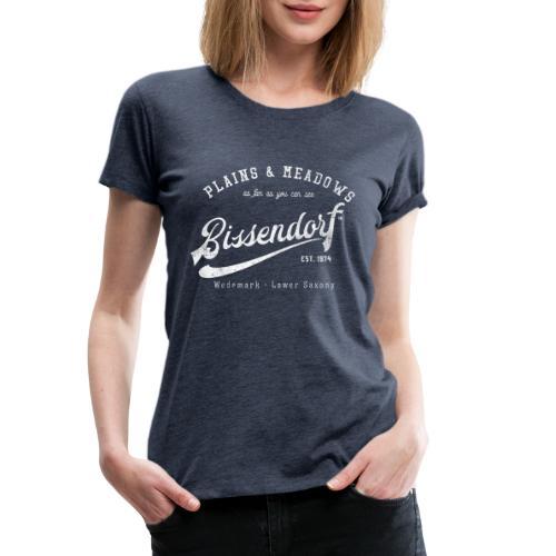 Bissendorf Retroshirt - Frauen Premium T-Shirt