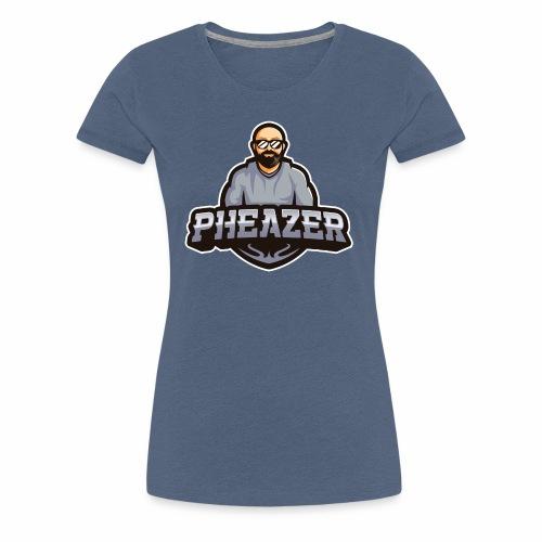 Pheazer Logo - Frauen Premium T-Shirt