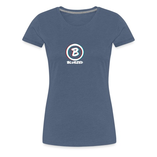 BLUEZED COLLECTIE - T-shirt Premium Femme