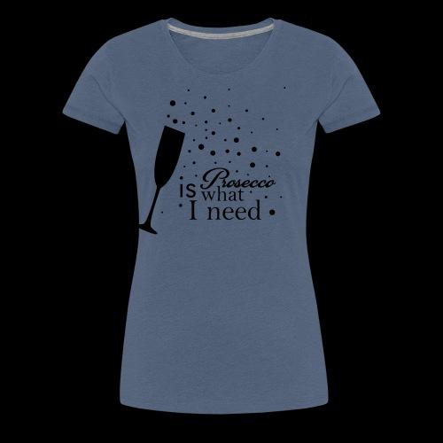 prosecco2 - Maglietta Premium da donna
