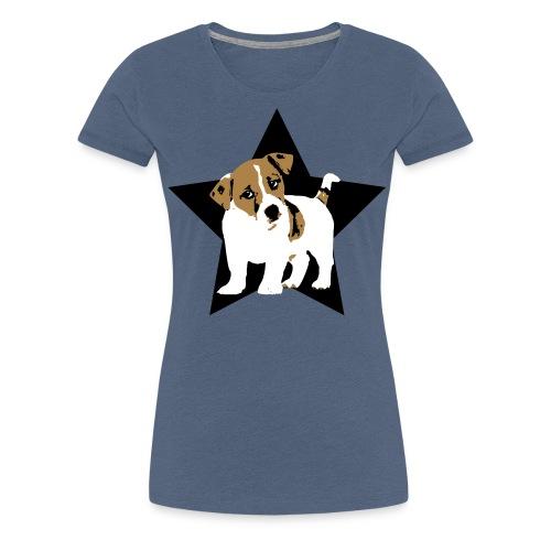 Hund des Jahres - Frauen Premium T-Shirt