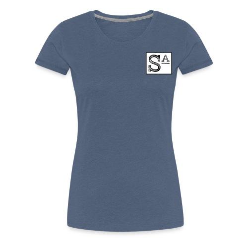 S a squaree apparel - Women's Premium T-Shirt