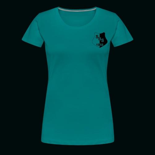 dfs wl d hochmoor sus - Frauen Premium T-Shirt