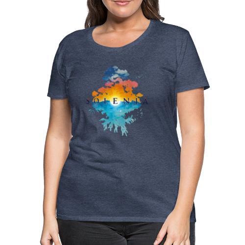 Solenia - T-shirt Premium Femme