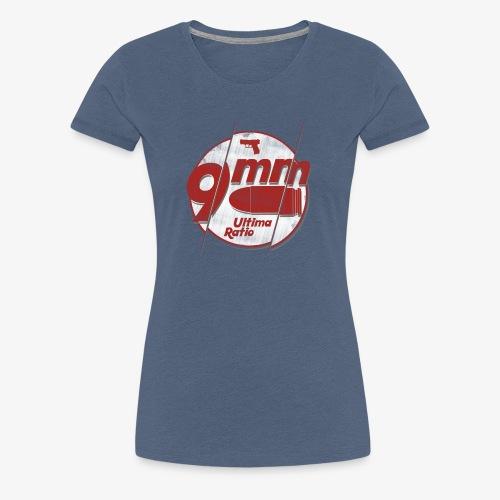 9mm special rot - Frauen Premium T-Shirt