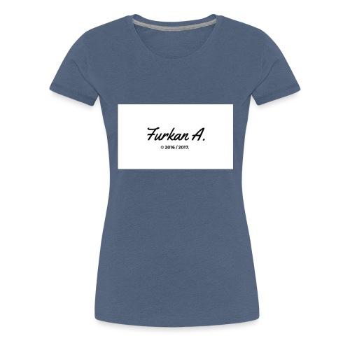 Furkan A - Mannen t-shirt - Vrouwen Premium T-shirt