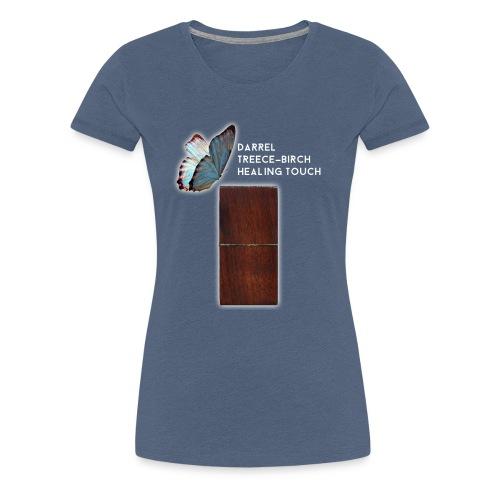 Ladies Healing Touch 1 - Women's Premium T-Shirt
