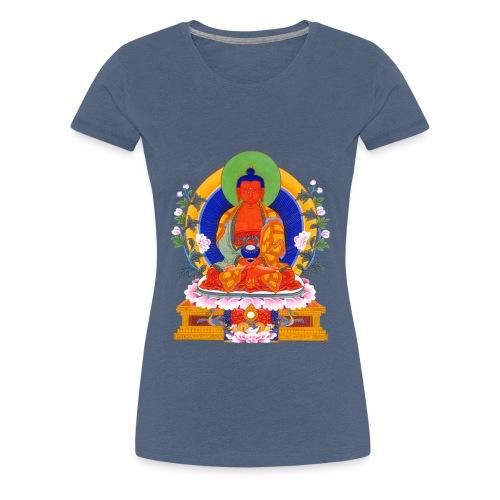 Budda Amitabha - Koszulka damska Premium