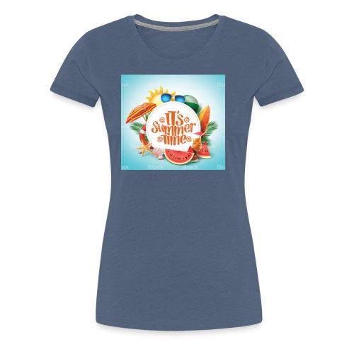Barbaros - Premium-T-shirt dam