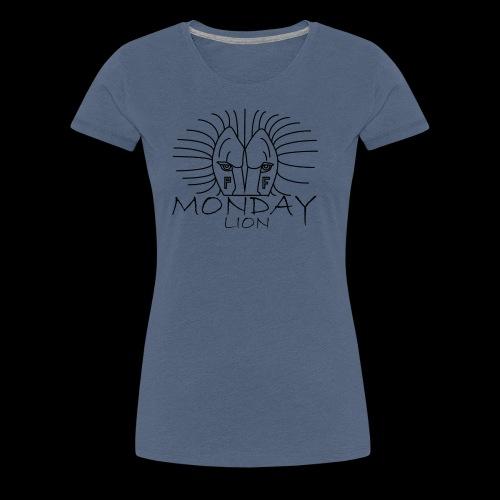 Monday - Camiseta premium mujer