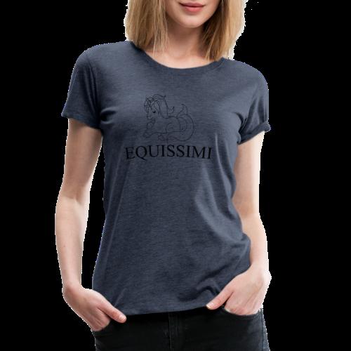 equissimi - Frauen Premium T-Shirt