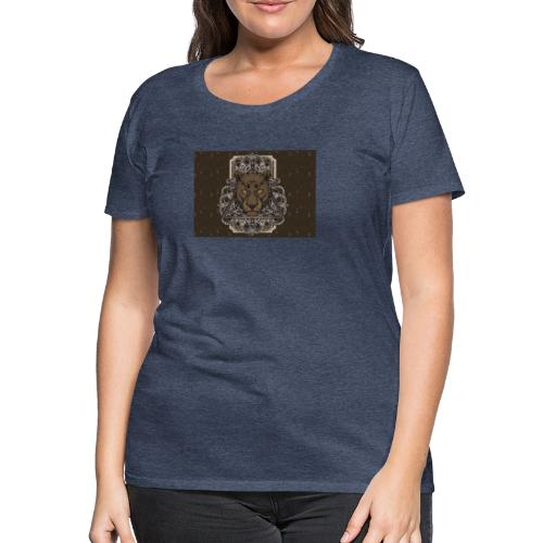 Panther shirt - Frauen Premium T-Shirt