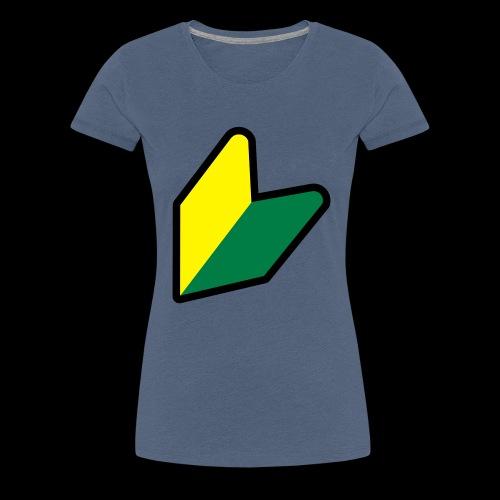 Wakaba - Frauen Premium T-Shirt