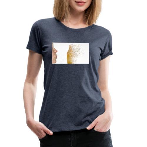 Pustezahn - Frauen Premium T-Shirt