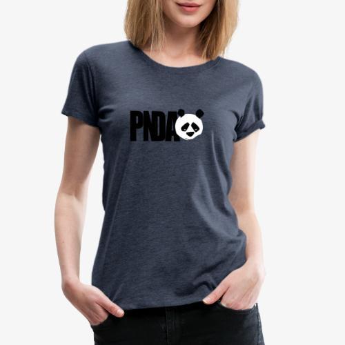 PNDA - Frauen Premium T-Shirt