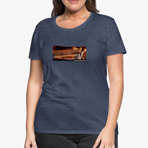 Die Partyscheune - Frauen Premium T-Shirt