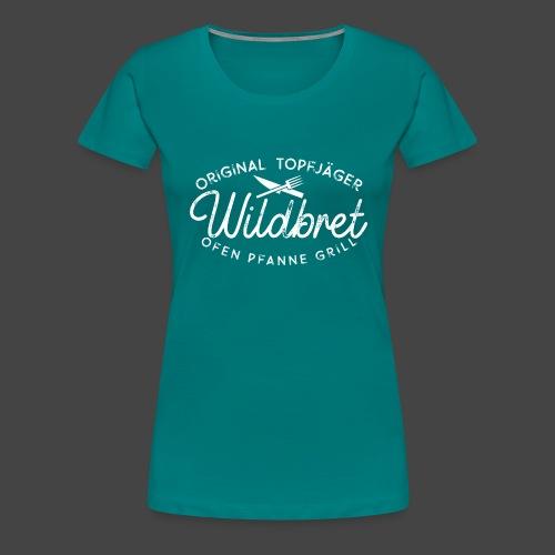 Original Topfjäger Wildbret Jägershirt - Frauen Premium T-Shirt