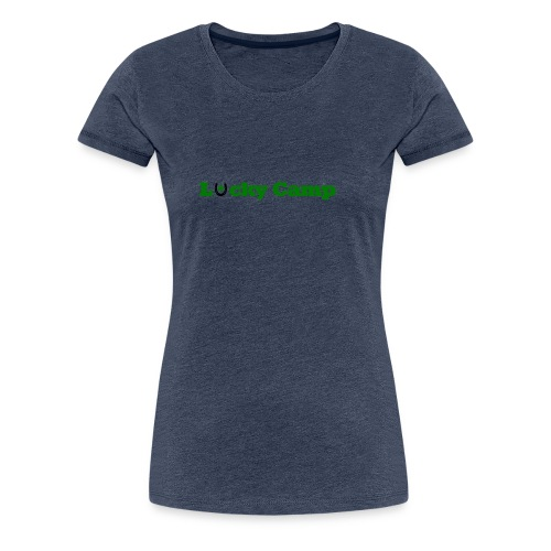 Glücksbringer Camp - Frauen Premium T-Shirt