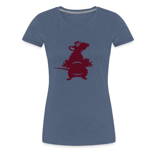 Wasserratte - Frauen Premium T-Shirt