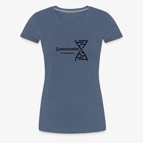 Gymscientist - Frauen Premium T-Shirt